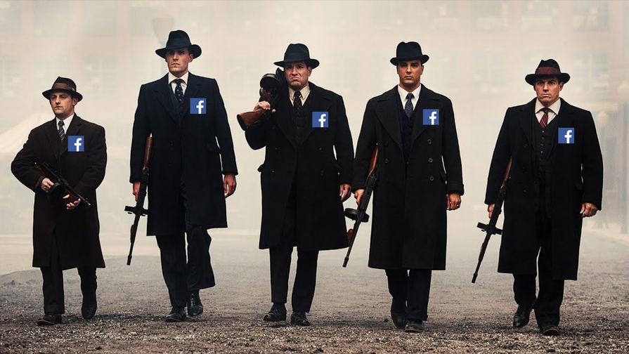 Британский парламент обвинил Facebook в нарушении законов