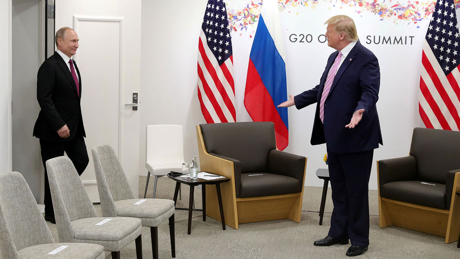 CNN оценила реакцию Путина на предостережение Трампа по выборам в США