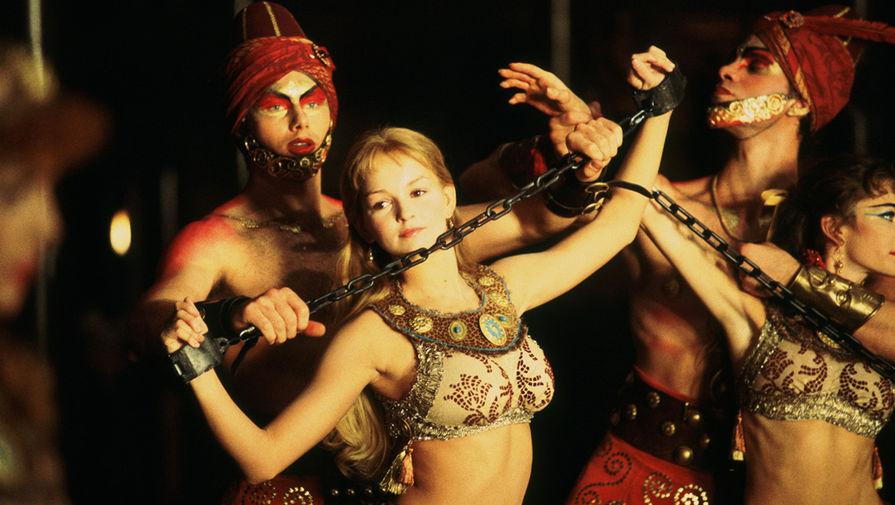 Кадр из фильма «Призрак Оперы» (2004)