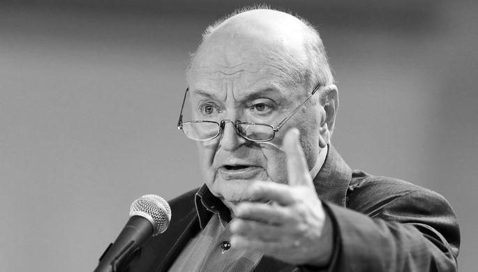 «Нелегкий, но гениальный человек»: коллеги прощаются с Михаилом Жванецким