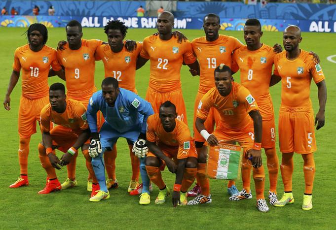 Состав сборной по футболу кот д ивуар