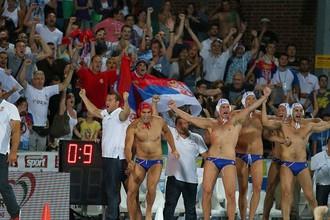 Сборной Сербии удалось сотворить в полуфинале настоящее чудо