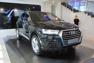 Новое поколение внедорожника Audi Q7
