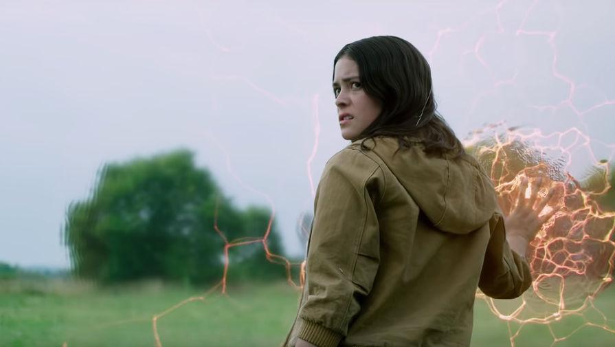 Кадр из фильма «Новые мутанты» (2020)