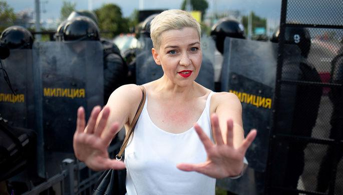 «Как минимум подозреваемая»: Колесникову поместили в СИЗО в Минске