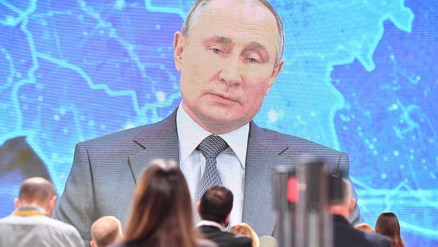 Путин пообещал сделать прививку от коронавируса