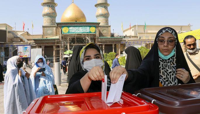 Выборы президента в Иране, 18 июня 2021 года