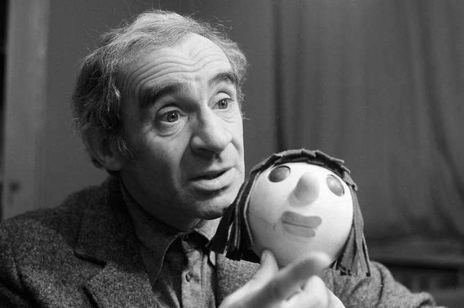 Зиновий Гердт, 1974 год
