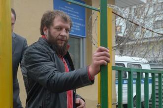Александр Емельяненко может выйти из колонии по УДО 24 ноября