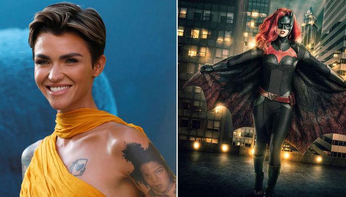 «Трудное решение»: актриса-лесбиянка отказалась от роли Бэтвумен