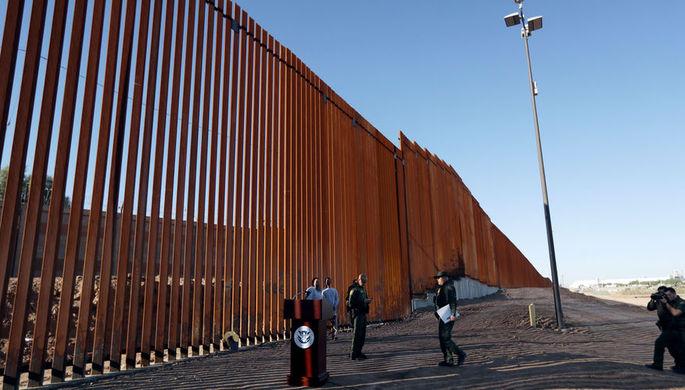 В дело вступает армия: Трамп продолжает борьбу с мигрантами