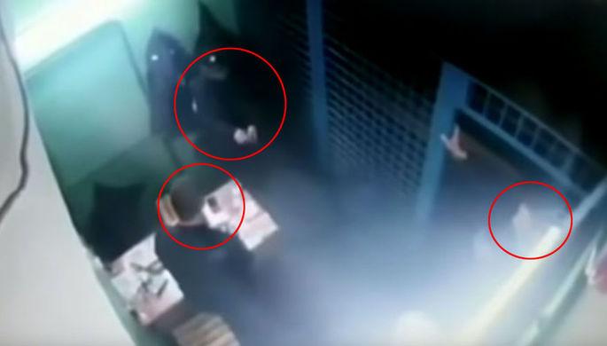 «Леша, у тебя все в порядке?»: экс-полицейского осудили за расстрел коллег в метро
