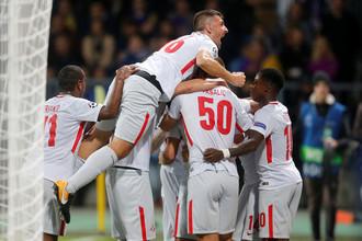 Московский «Спартак» сыграл вничью с «Марибором» в матче Лиги чемпионов
