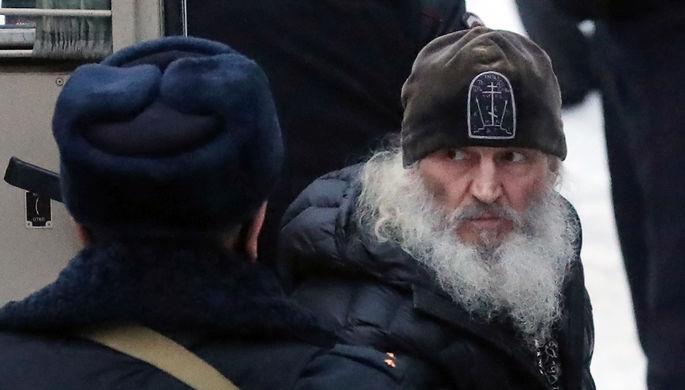 Тюрьма или больница: какое наказание грозит экс-схиигумену Сергию