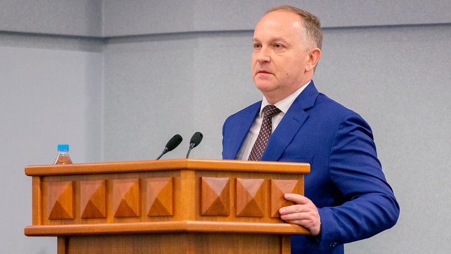 Гордума Владивостока не получала от мэра Гуменюка заявления об отставке