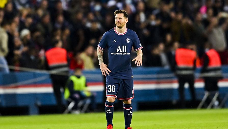 Месси отреагировал на победу Аргентины над Россией в матче 1/4 финала ЧМ по мини-футболу
