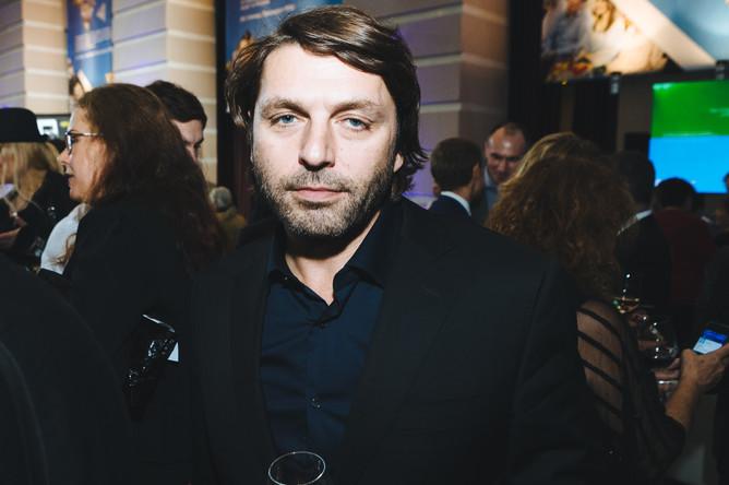 Николай Усков, главный редактор журнала Forbes