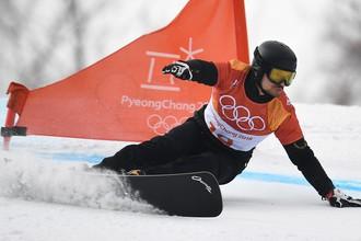 Российский сноубордист Вик Уайлд