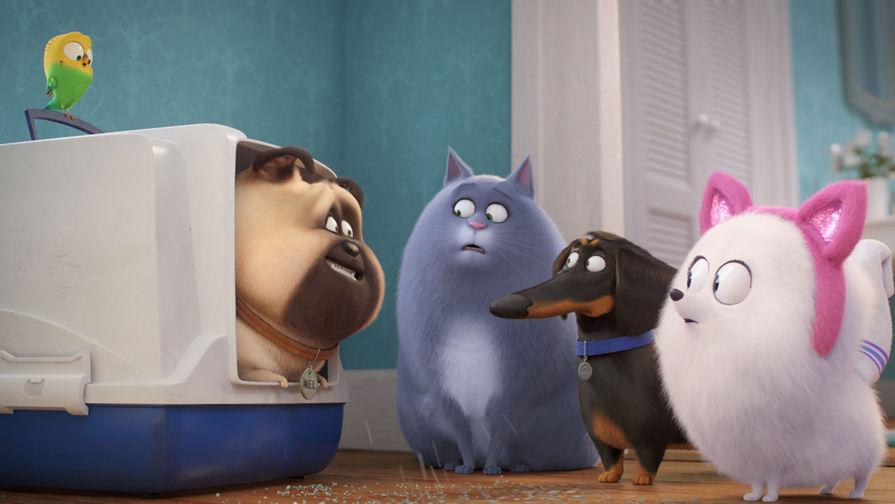 """""""Тайная жизнь домашних животных 2"""" возглавила американский прокат"""