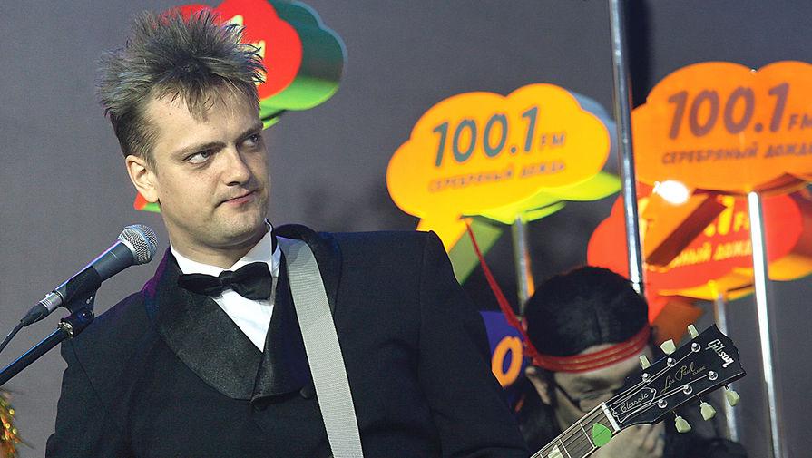 Телеведущий Александр Пушной в «Le Meridien Moscow Country Club» на вечеринке радиостанции «Серебряный дождь», 2007 год