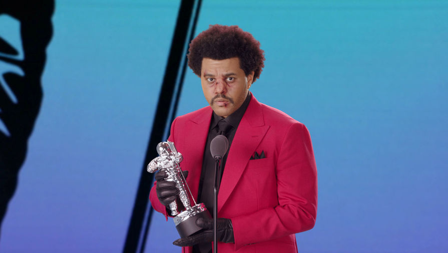The Weeknd на MTV Video Music Awards 2020
