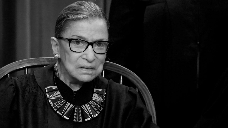 Скончалась старейший член Верховного суда США Рут Бейдер Гинзбург -  Газета.Ru | Новости