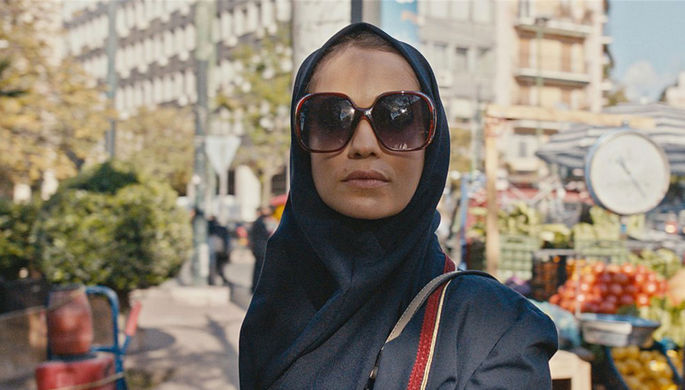 Кадр из сериала «Тегеран» (2020)