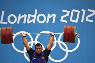 Руслан Албегов стал бронзовым призером в тяжелой атлетике в категории свыше 105 кг