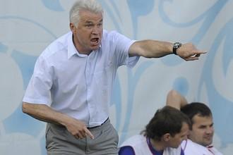 Сергей Силкин наверняка возглавит молодежную сборную России