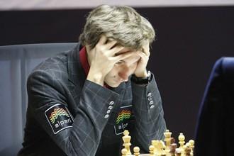 Сергей Карякин набрал на старте супертурнира три очка из трех