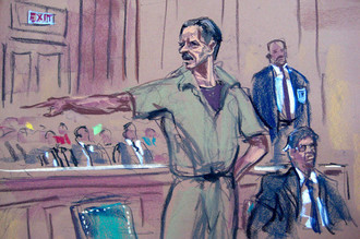 Виктор Бут в суде Нью-Йорка
