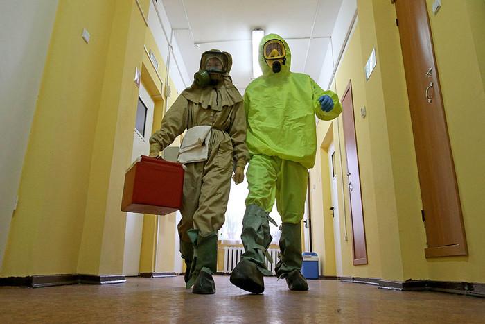 Роспотребнадзор предупредил о новой вспышке Эболы