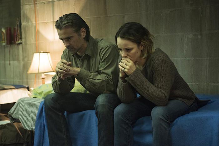 Колин Фаррелл и Рэйчел Макадамс во втором сезоне «Настоящего детектива»