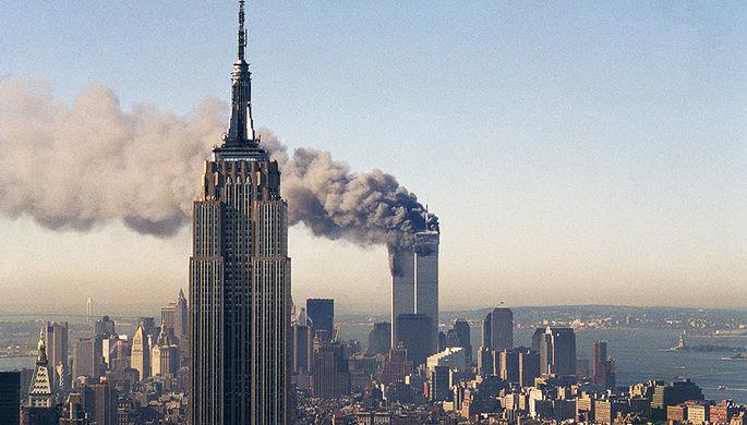 Теракт 11 сентября 2001 года в Нью-Йорке