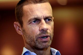 Фаворит на выборах президента УЕФА Александер Чеферин