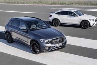 Mercedes-AMG GLC 63 SUV и GLC 63 Coupe