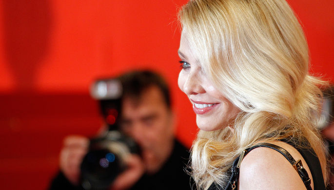 Орнелла Мути на Каннском кинофестивале, 2010 год