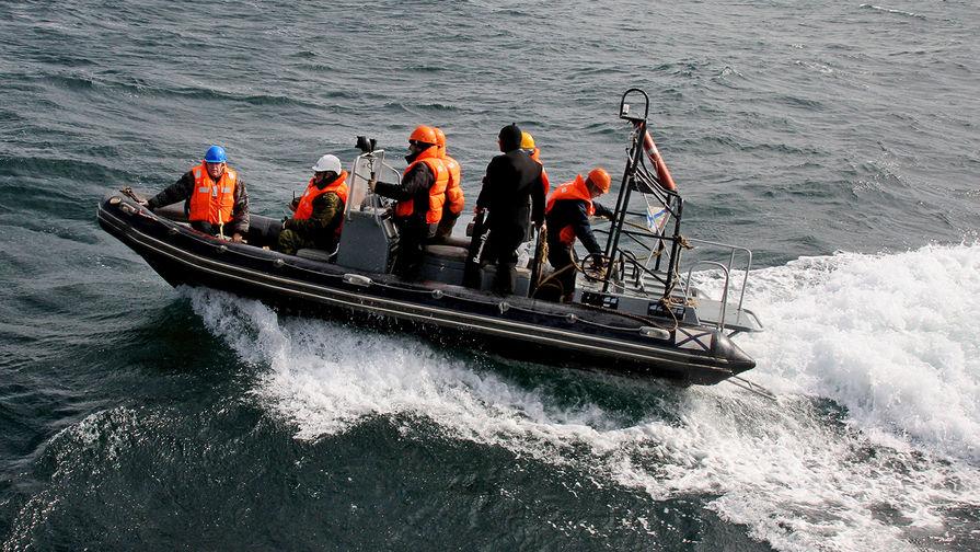 Спасенные в Баренцевом море рыбаки оказались гражданами России