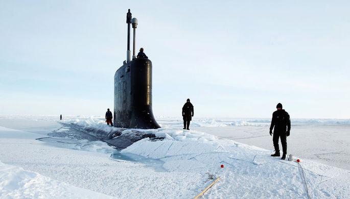 «Шелкопряд не выживет в Арктике»: в США ждут конкуренции с Россией