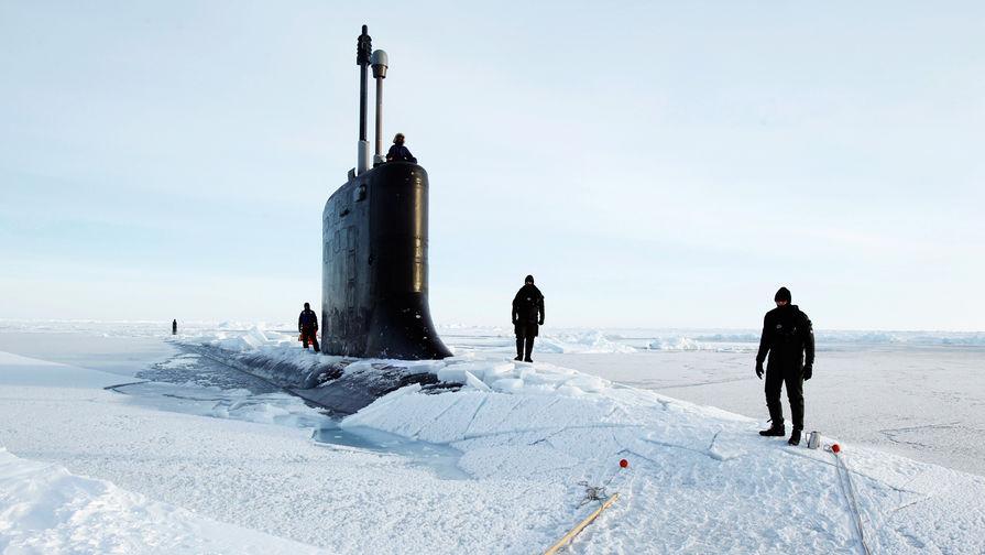 Пентагон строит планы соперничества с Россией в Арктике