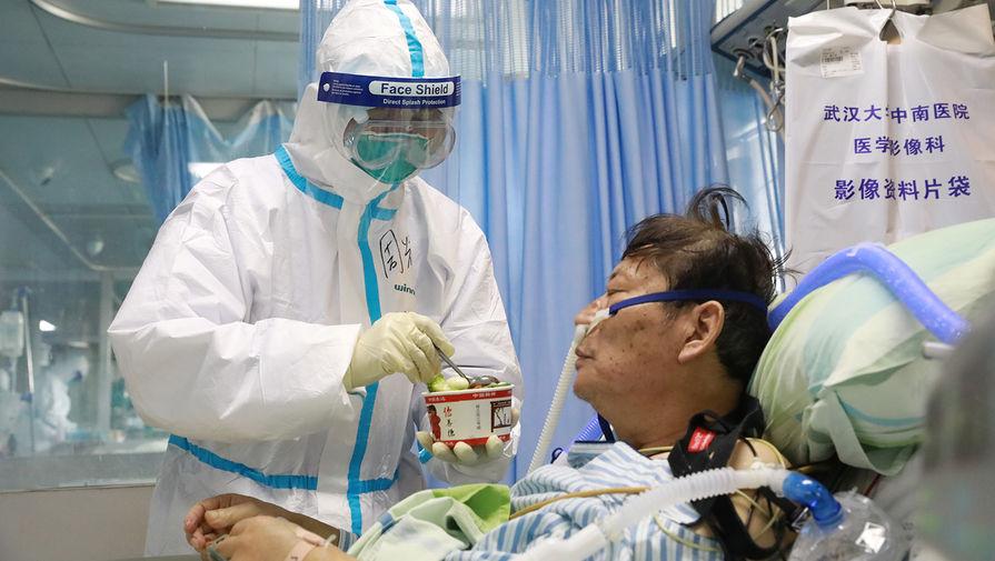 В Хубэе за последние сутки от коронавируса умерли 96 человек - Газета.Ru |  Новости