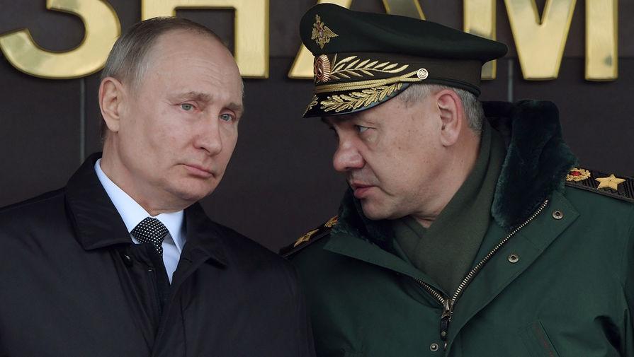 Внезапная проверка: по приказу Путина оценят подготовку Вооруженных сил