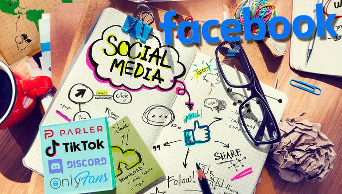 Конкуренты наступают: какие социальные сети потеснят Facebook