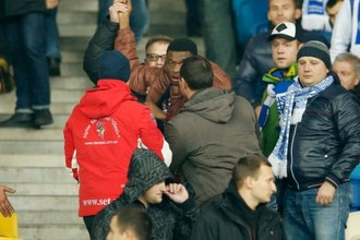 Киевское «Динамо» наказали за расистский инцидент на матче с «Челси»