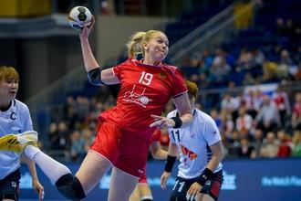 Женская сборная России по гандболу вышла в четвертьфинал чемпионата мира