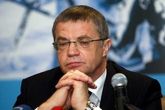 Президент КХЛ Александр Медведев пообещал оставить без работы в России тафгаев «Витязя»