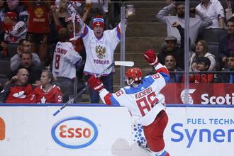 Никита Кучеров превратился в лидера не только в клубе, но и в сборной России