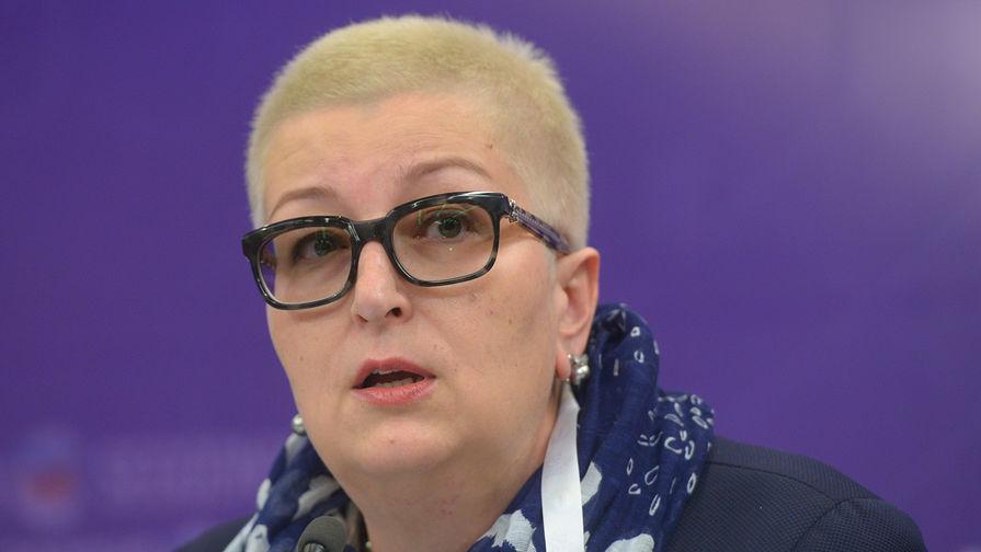 Писательница, теле- и радиоведущая Татьяна Устинова, 19 мая 2017 года