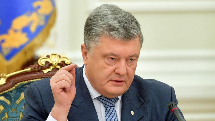 Порошенко отреагировал на план ОБСЕ по Донбассу