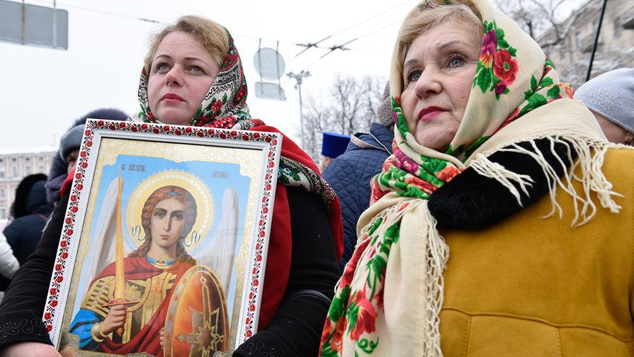 Рада: Украина станет примером для народов России
